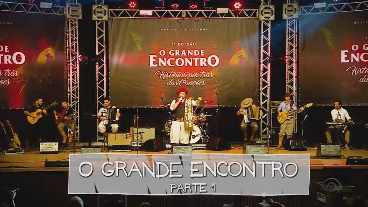 Confira as atrações do Galpão Crioulo deste domingo (3)