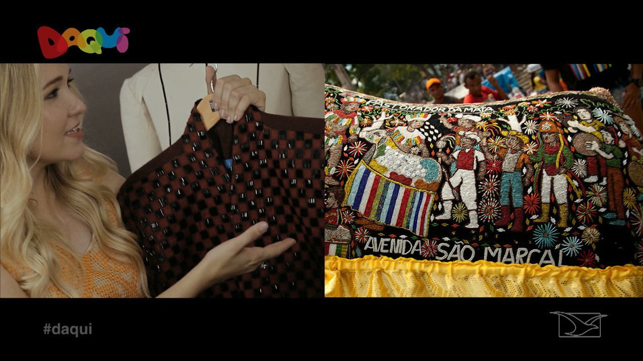 Programa Daqui (02/12) fala sobre a moda feita no Maranhão