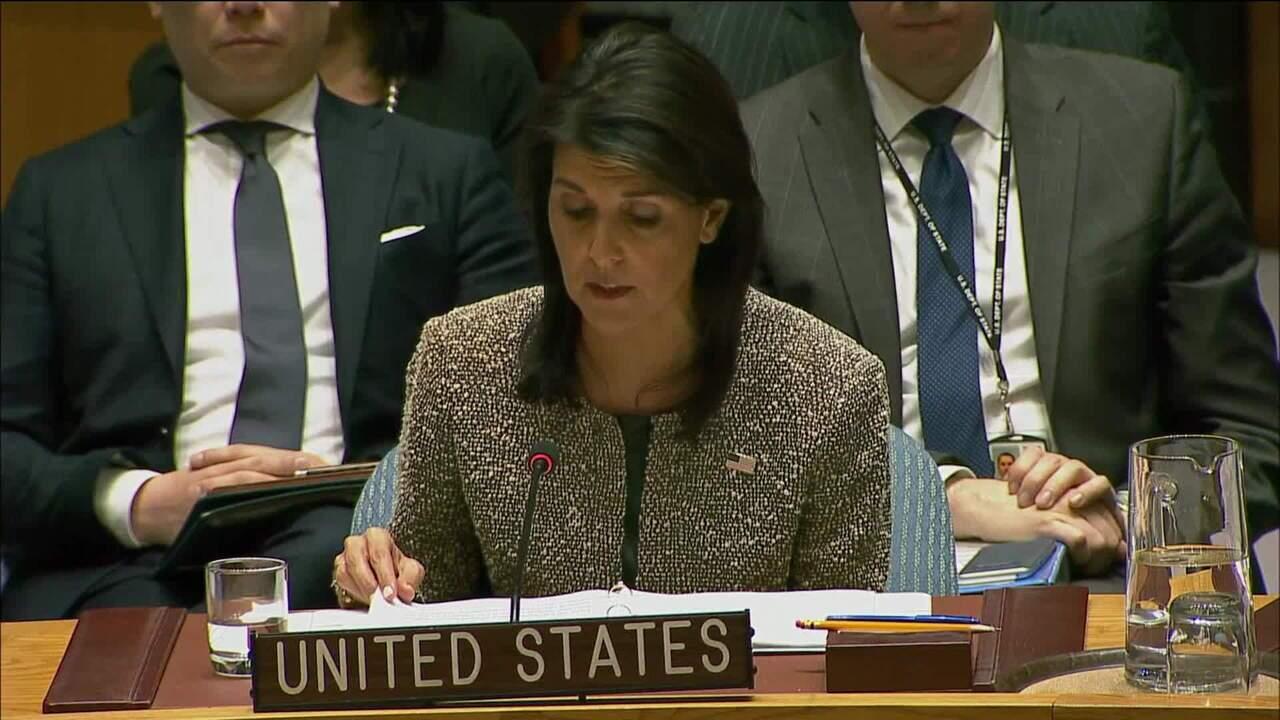 EUA anunciam saída de pacto mundial das Nações Unidas para migrantes e refugiados