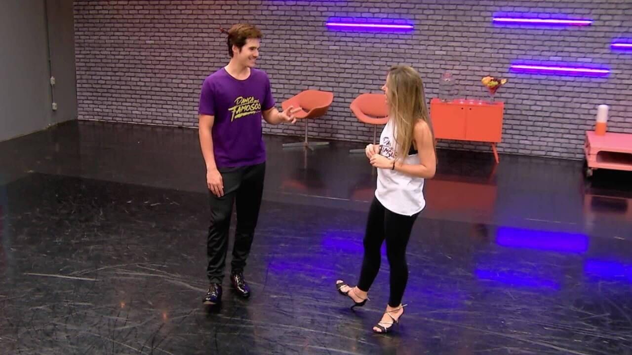 Confira o ensaio de Nicolas Prattes para o 'Dança 2017'