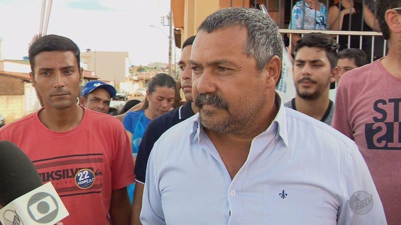 Pedro Paulo, do PR, é eleito prefeito de Conceição do Rio Verde, MG