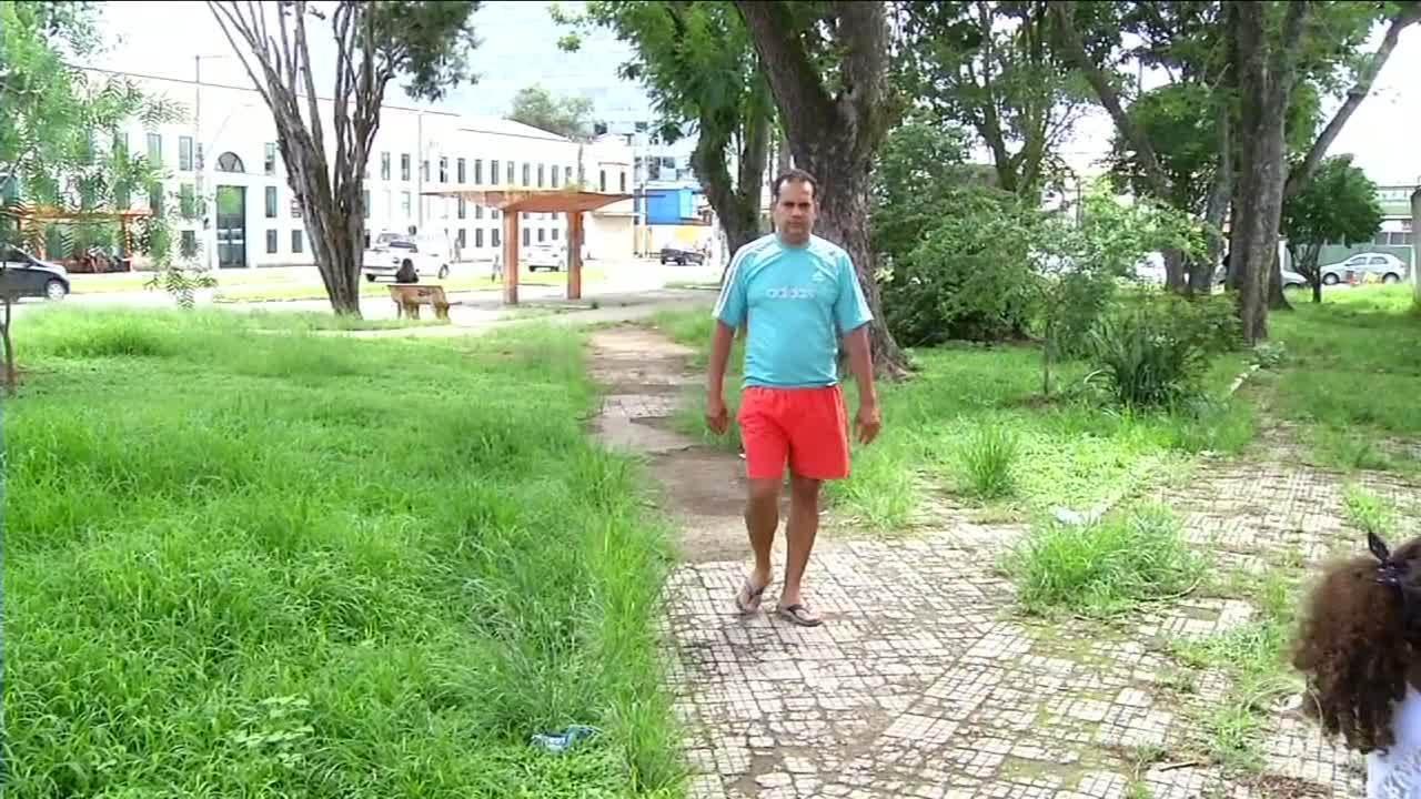 Mato alto preocupa moradores de Resende, RJ