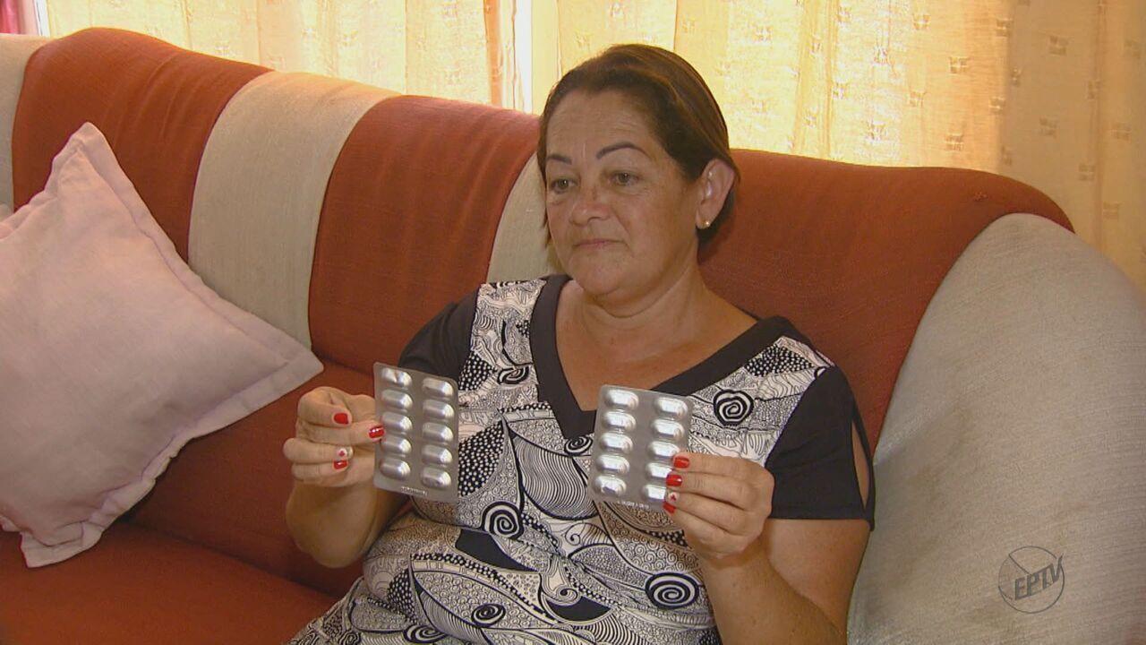 Remédios de alto custo para transplantados estão em falta em Porto Ferreira, SP