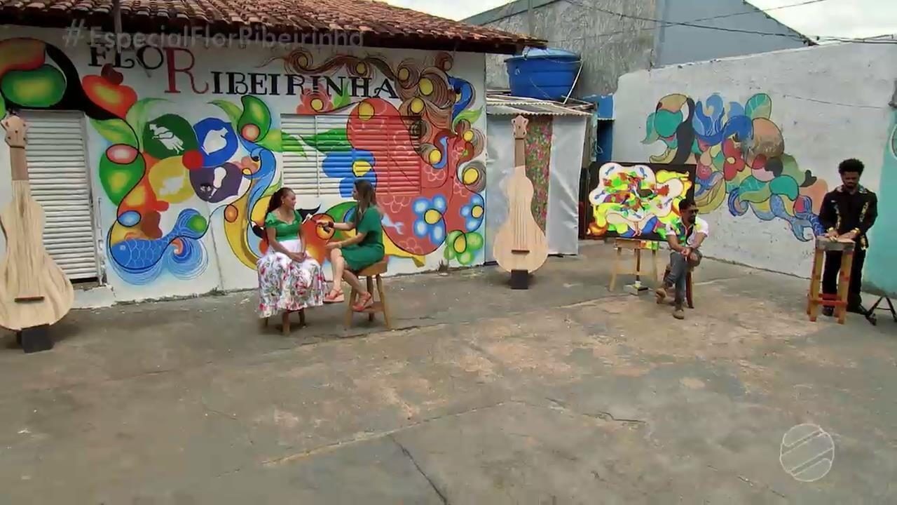 Especial Flor Ribeirinha - 1º bloco