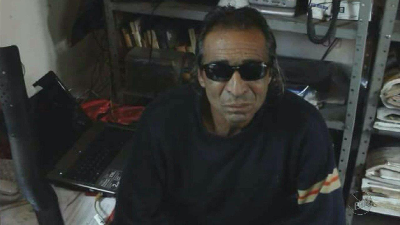 Filho é preso suspeito de matar professor em Poços de Caldas (MG)
