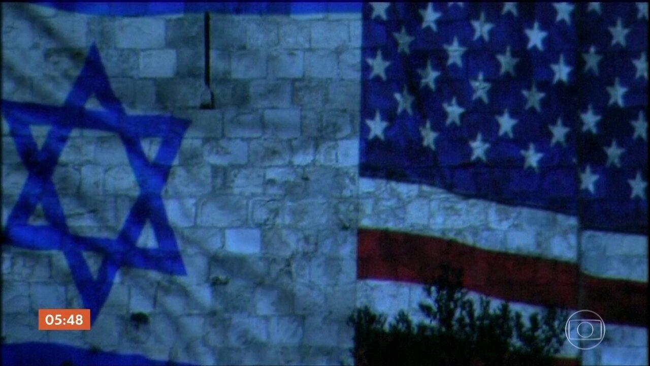 Aliados dos EUA protestam contra reconhecimento de Jerusalém como capital de Israel