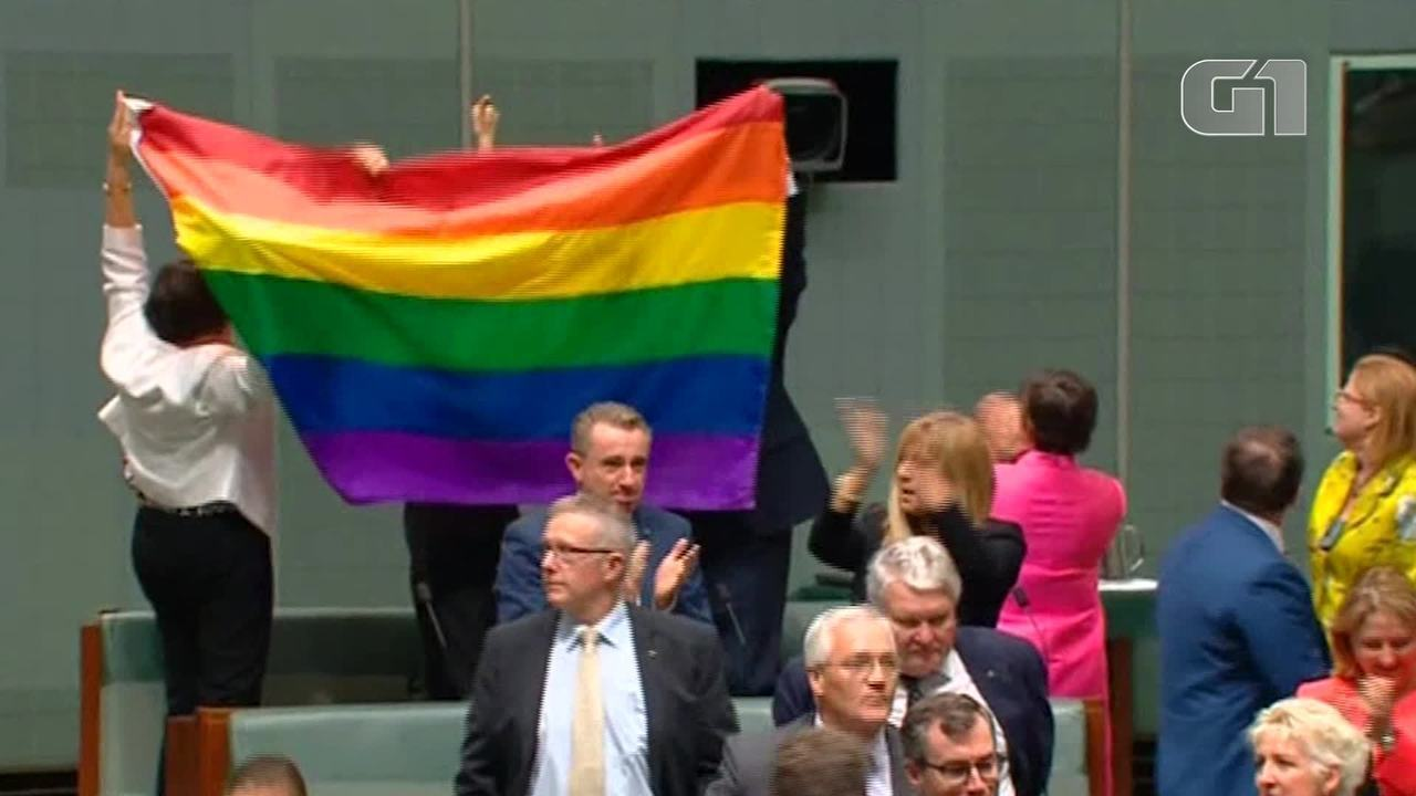 Austrália legaliza matrimônio de pessoas do mesmo sexo