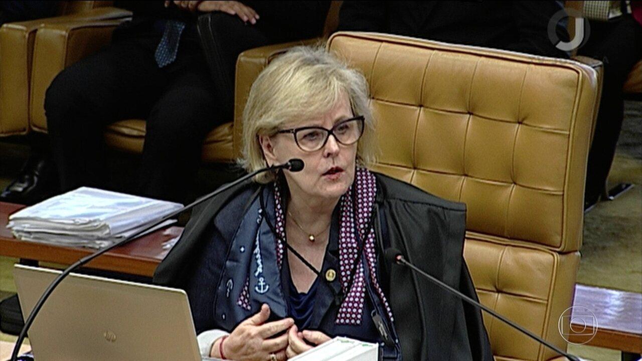 Veja como votou Rosa Weber no julgamento sobre se assembleias legislativas podem revogar prisão de deputados