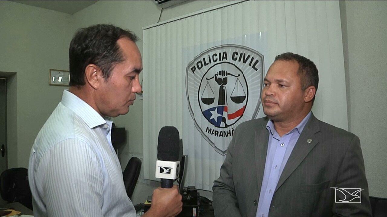 Filho do ex-prefeito de Barra do Corda é preso