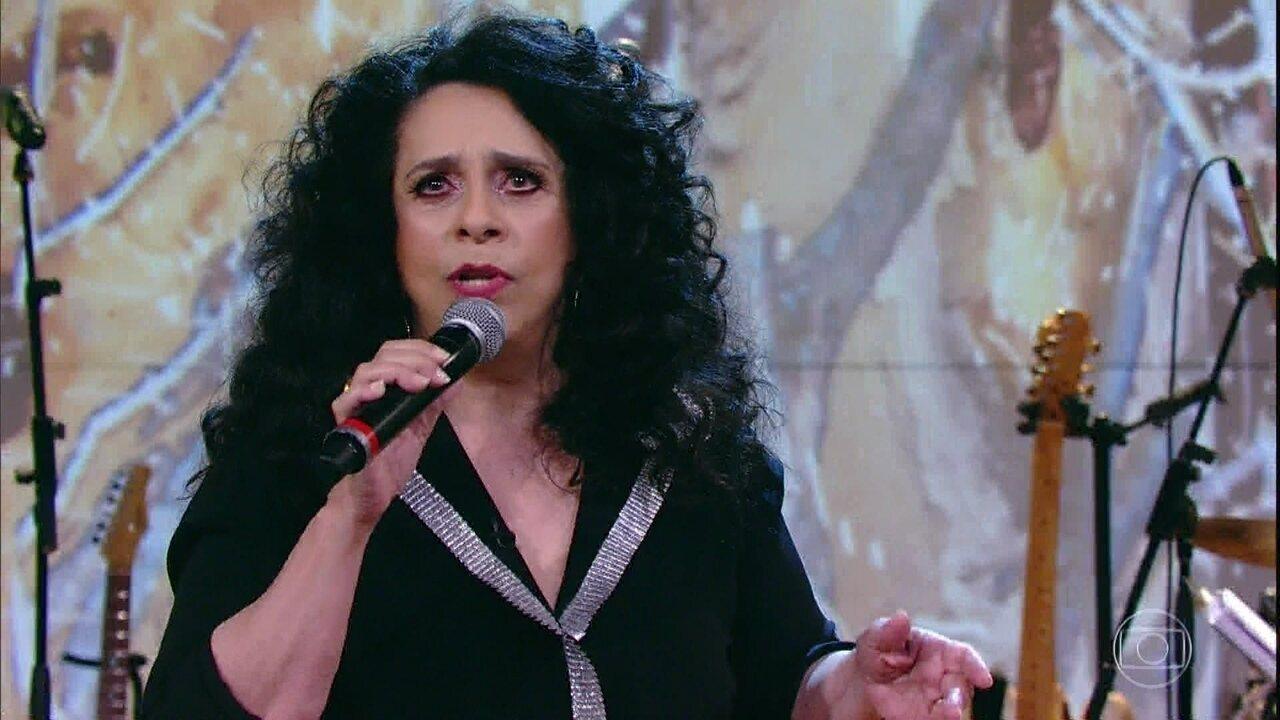 Gal Costa canta 'Mal Secreto'