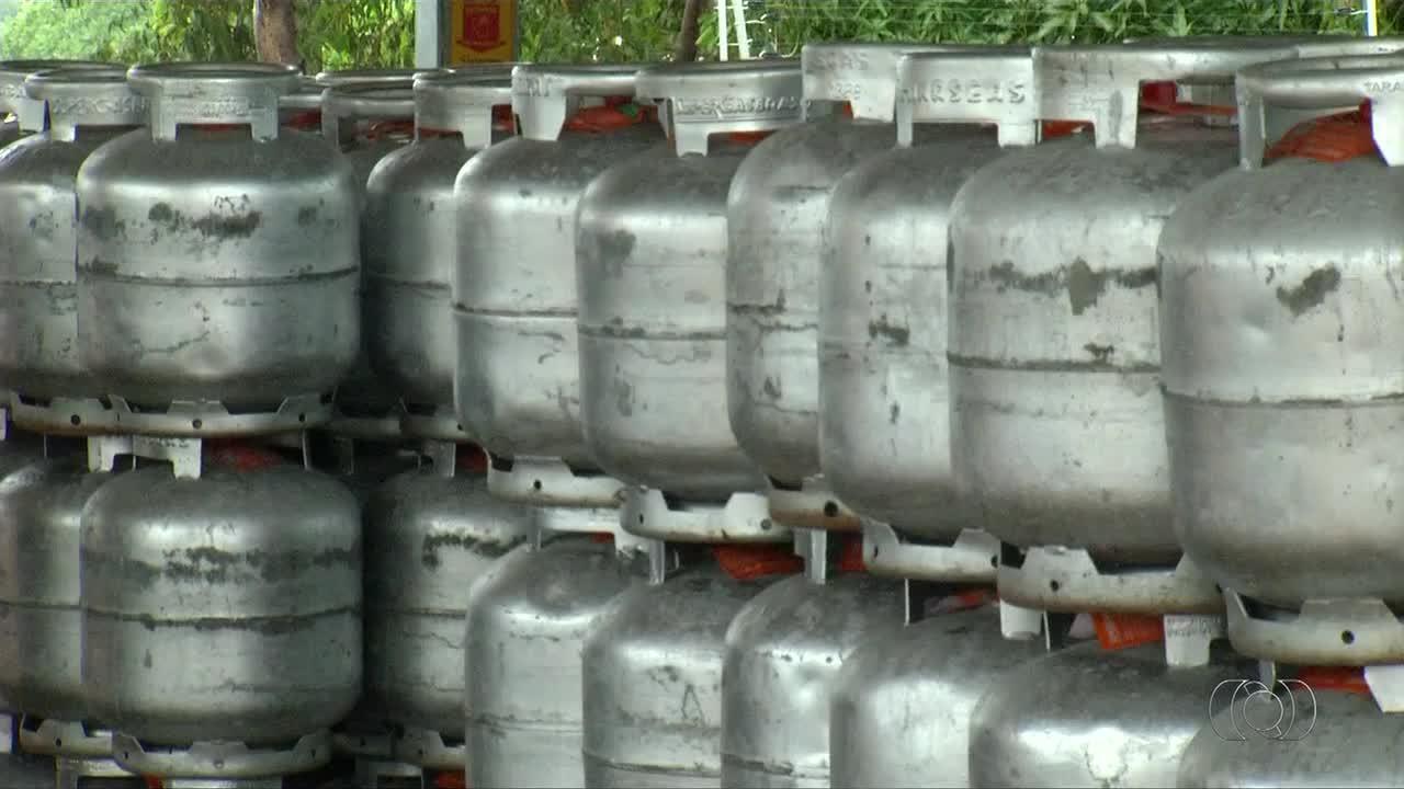 Petrobras anuncia novo cálculo para preço do botijão de gás