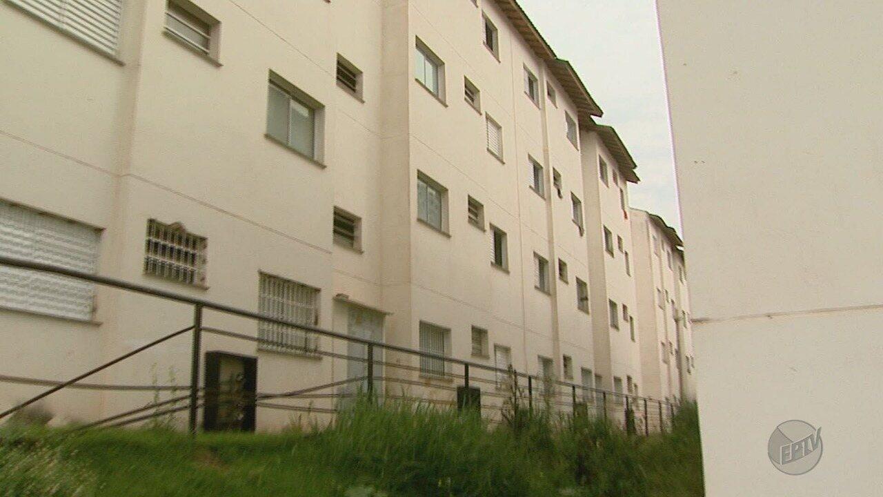 Criança cai do 3º andar de prédio após tentar fugir pela janela usando lençol em Ribeirão