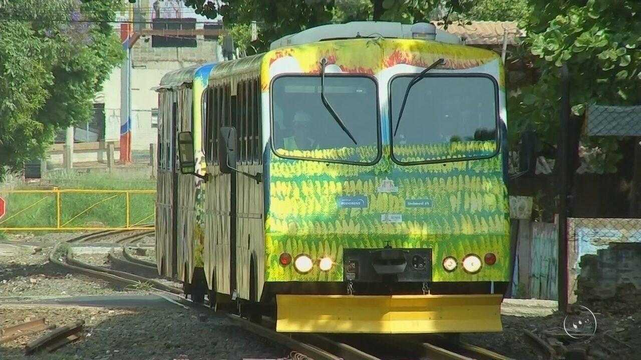 Projeto Trem Caipira vira realidade em Rio Preto