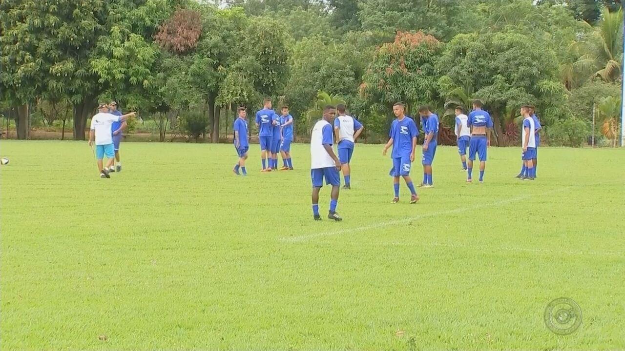 fcd694ae59 Veja como está a preparação do Penapolense para a Copa São Paulo de Futebol  Júnior