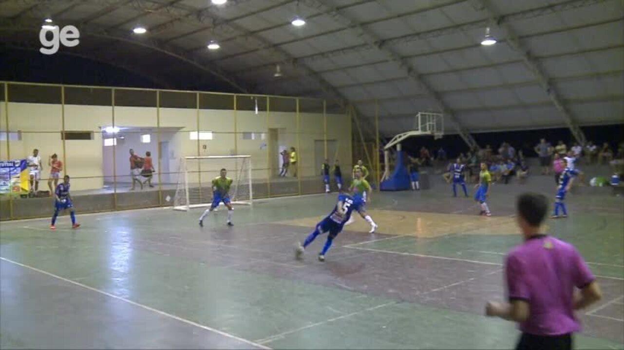 Cobra D`Água vence Mr.União nas quartas e avança à semifinal do Piauiense de futsal