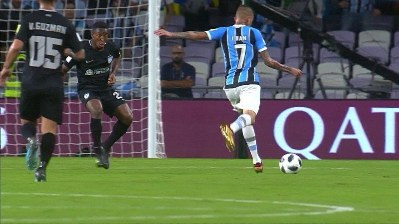 Os melhores momentos de Grêmio 1 x 0 Pachuca pela semifinal do Mundial de Clubes