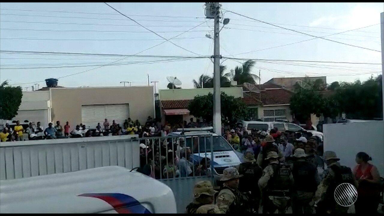 760574fba39 Cinco suspeitos de assalto a banco morrem em confronto com a polícia ...