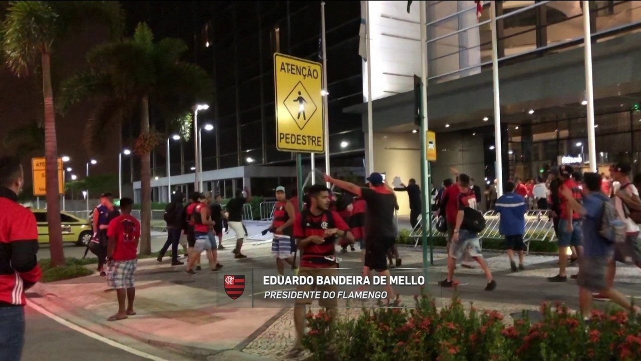 Flamengo fica apenas no empate e perde título da Copa Sul-Americana