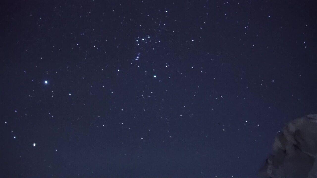 Chuva de meteoros pôde ser vista no Brasil e no mundo