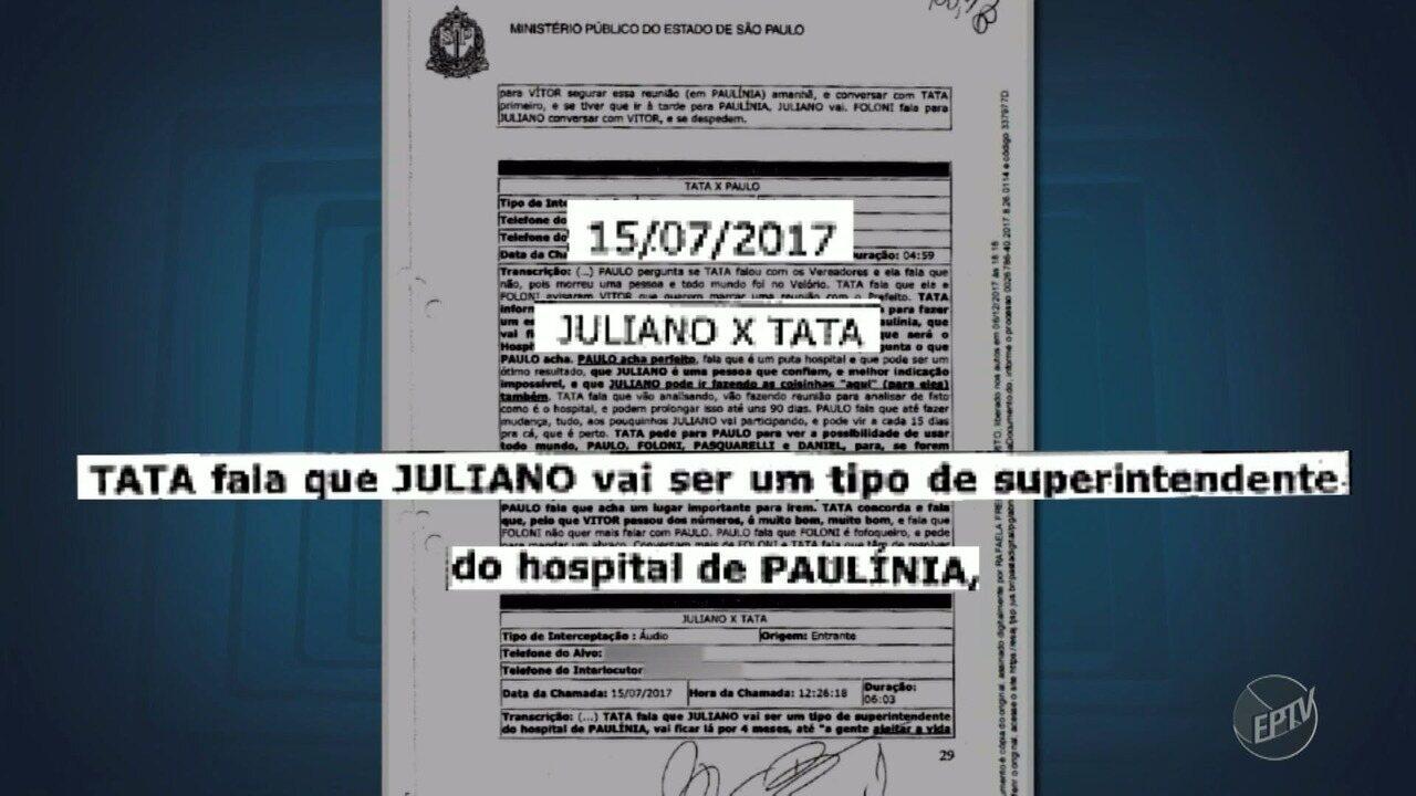 Operação Ouro Verde descobre que OS pretendia administrar Hospital de Paulínia