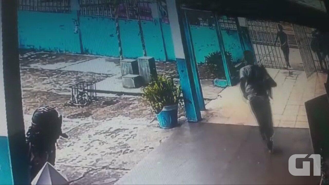 Homem armado rouba 100 mil de caixinha de professores em escola pública de Macapá