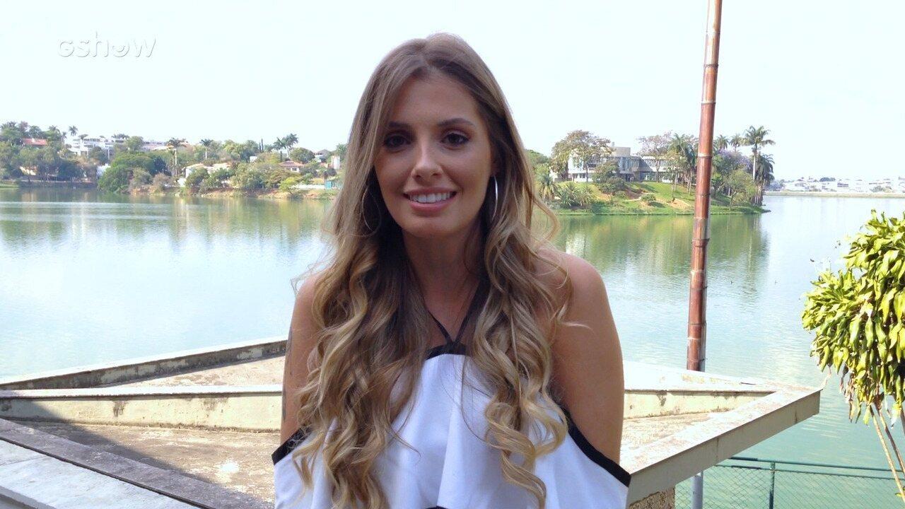 Paola Antonini conta o que mudou em sua vida depois de seu acidente