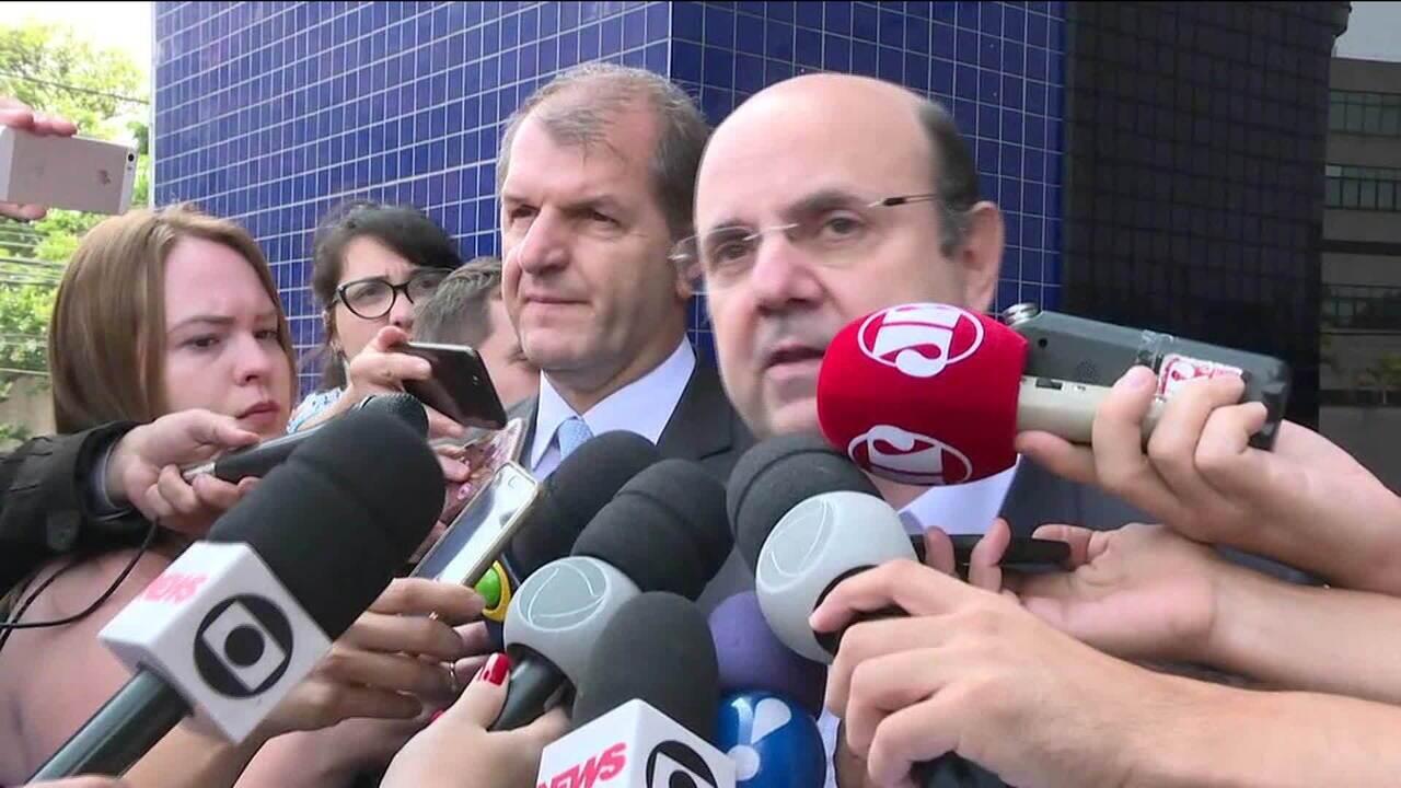 Defesa de Paulo Maluf fiz que vai pedir que deputado cumpra pena em casa