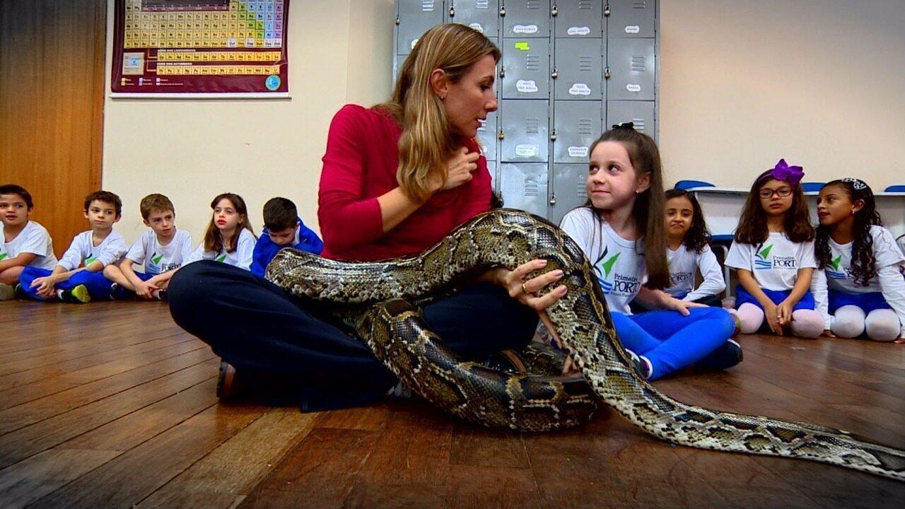 'Olhar de Criança': crianças falam sobre o medo e como lidar com este sentimento