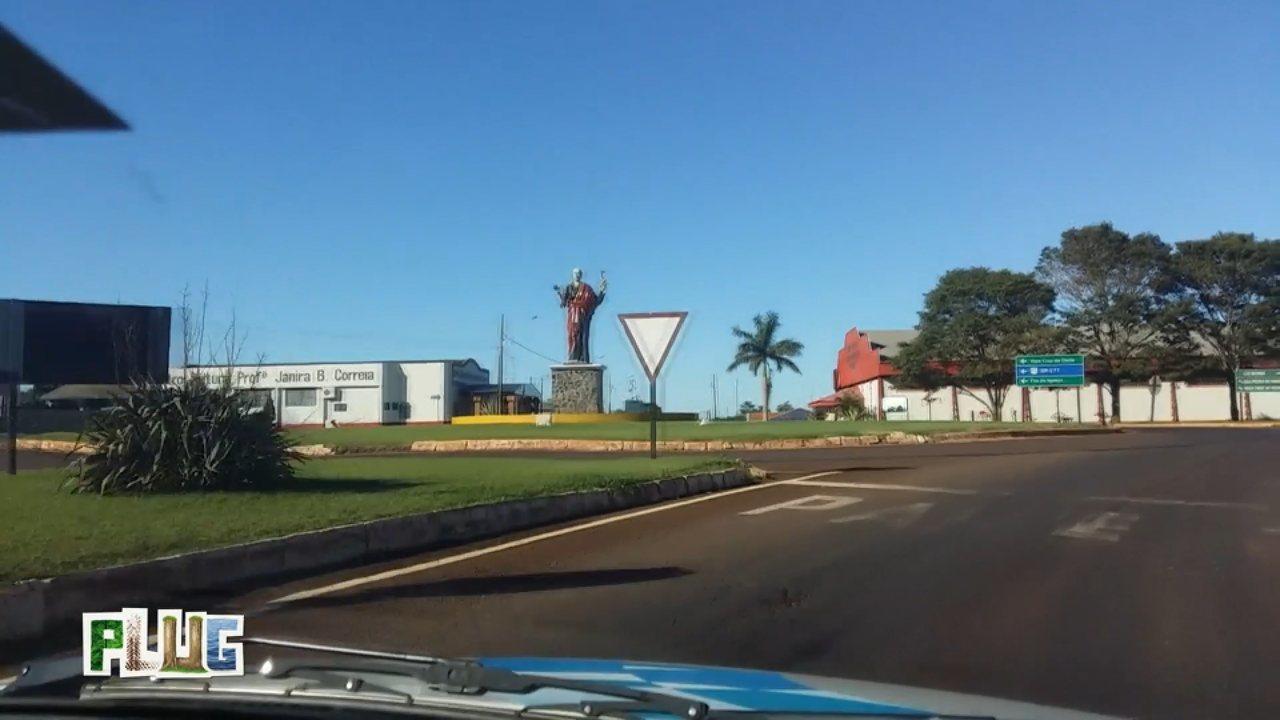 O Plug deste sábado (22) desembarca em São Pedro do Iguaçu