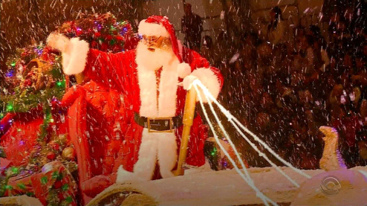 Partiu RS: espetáculos, atrações e a magia do Natal em Gramado