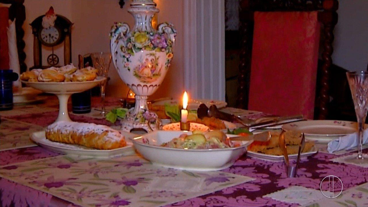 'Sabores e Bastidores' mostra pratos típicos de Natal em países diferentes