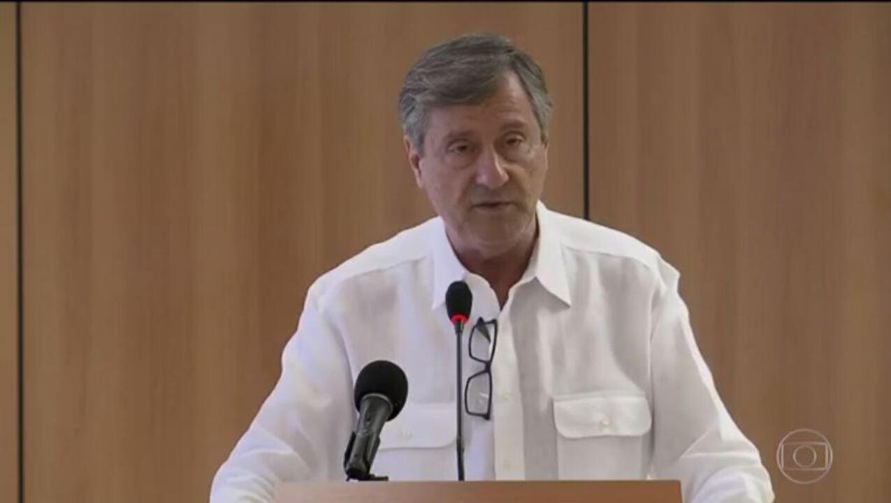 Ministro da Justiça diz que indulto de Natal mais brando foi decisão política