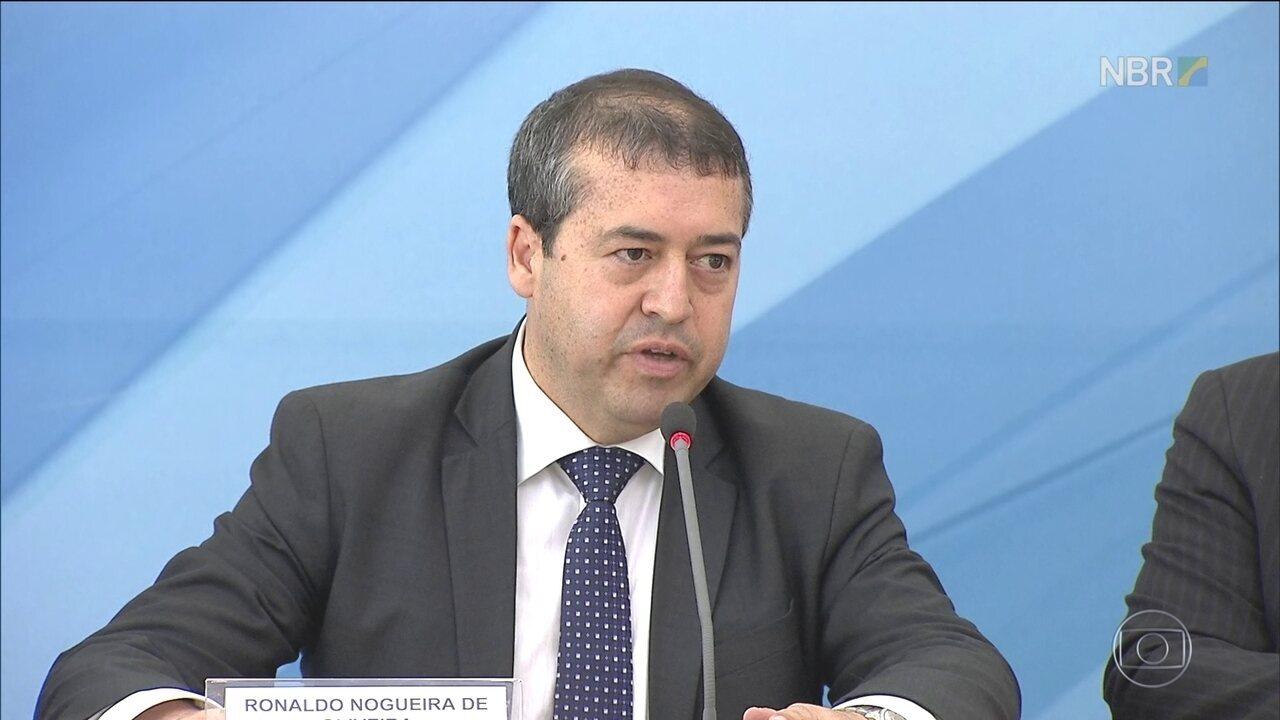 Ministro do trabalho, Ronaldo Nogueira, pede demissão do cargo