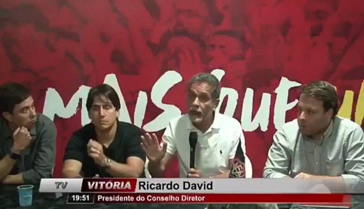 Ricardo David relata situação crítica em apresentação de orçamento ... a1832b7bac1cf