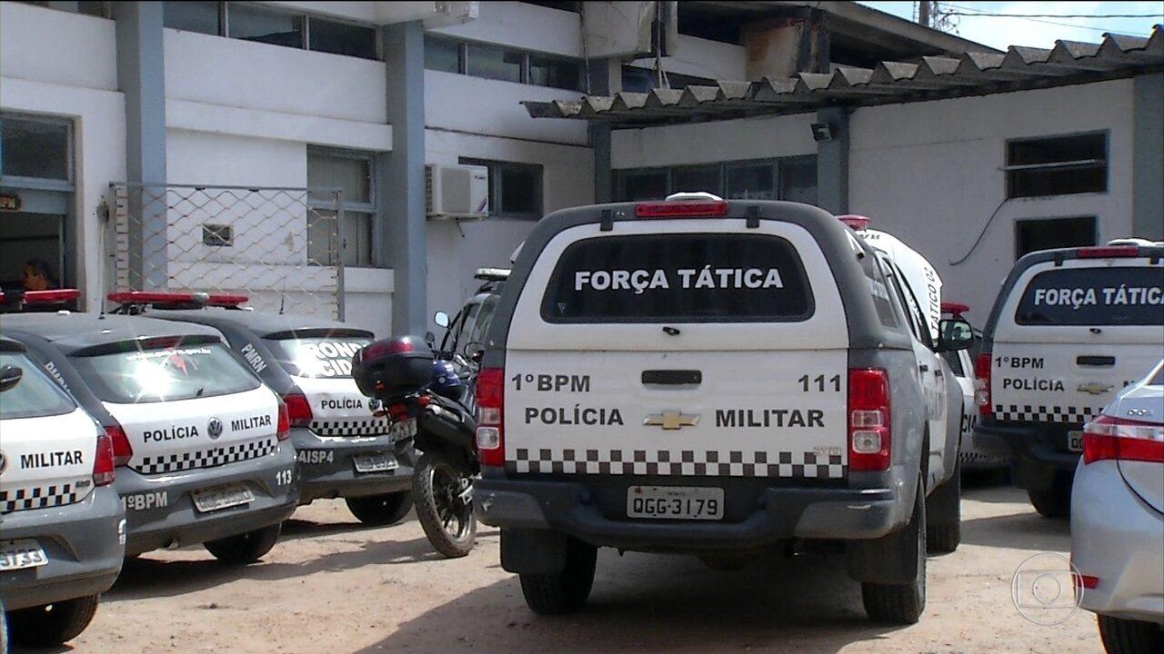 Crise na segurança pública do Rio Grande do Norte completa 15 dias