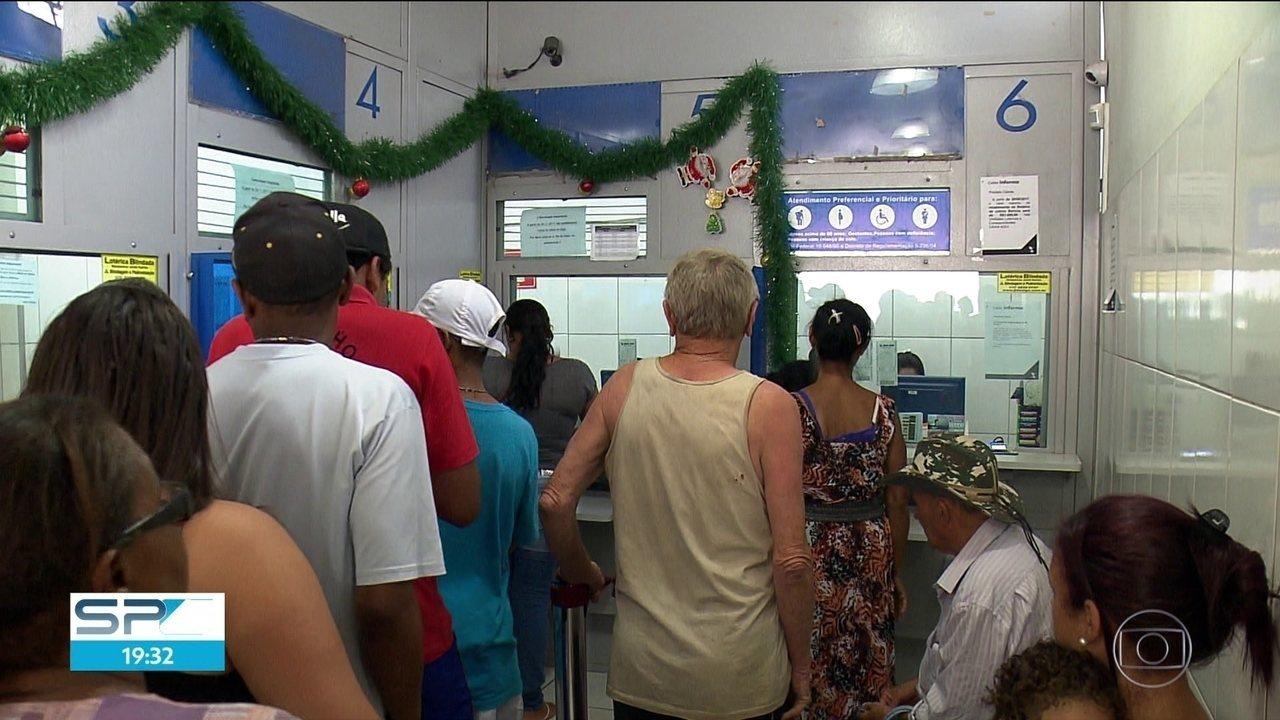 Três apostas vencedoras da Mega-Sena foram feitas em Parelheiros, na Zona Sul da cidade