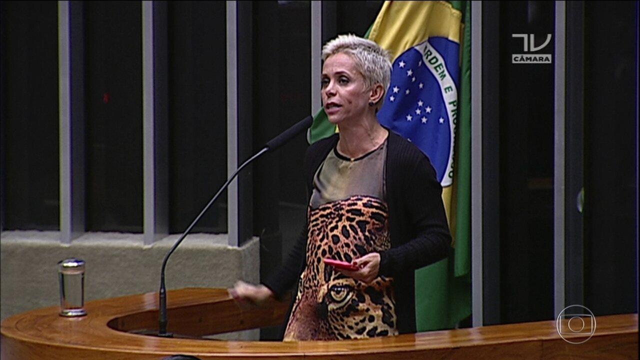 Pasta do Trabalho fica com Cristiane Brasil, filha de Roberto Jefferson