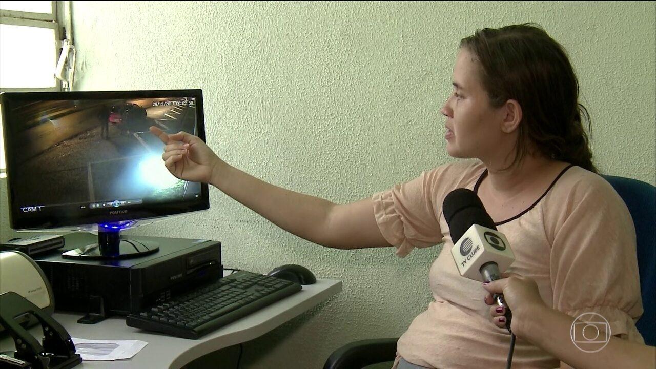 Mãe de menina de 9 anos morta no PI vê vídeo e relembra momento da abordagem policial