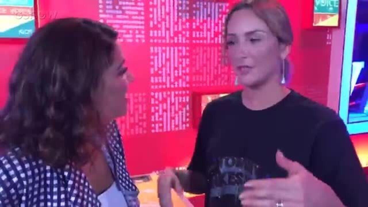 Claudia Leitte dá receita de macarrão que faz para o filho