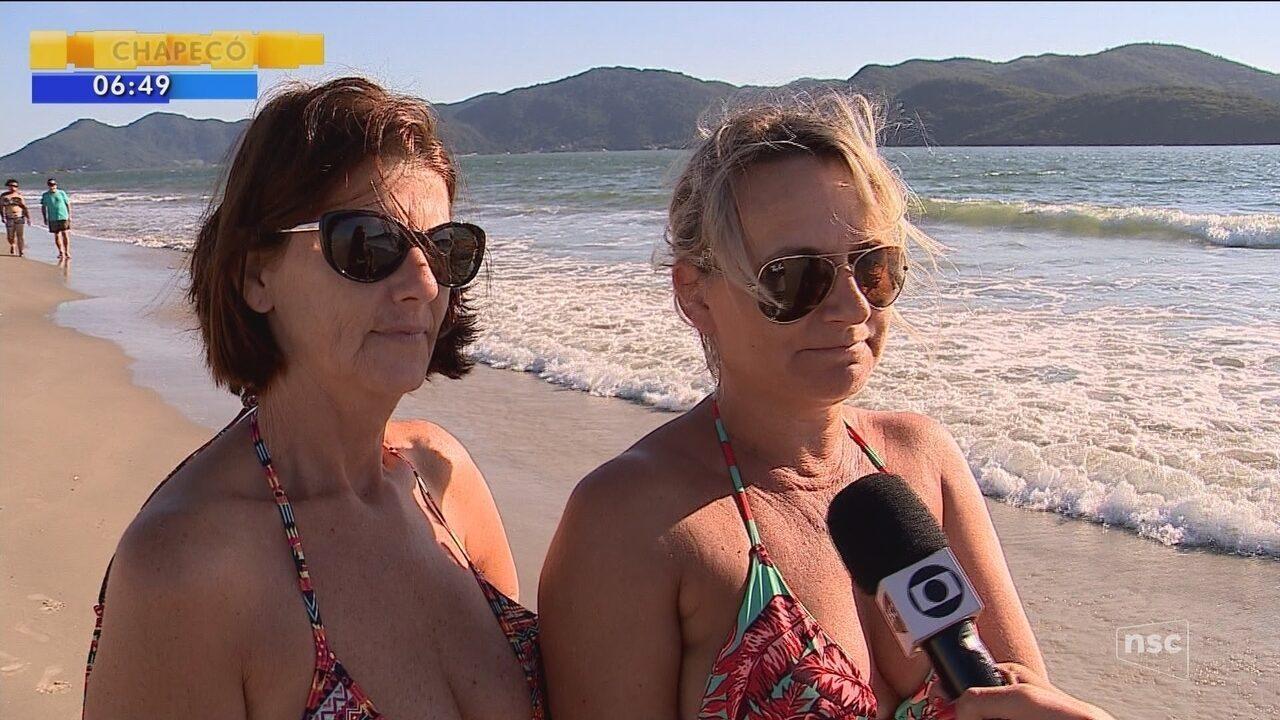 'Bom Dia na Praia' traz os pontos positivos e negativos da Praia do Sonho