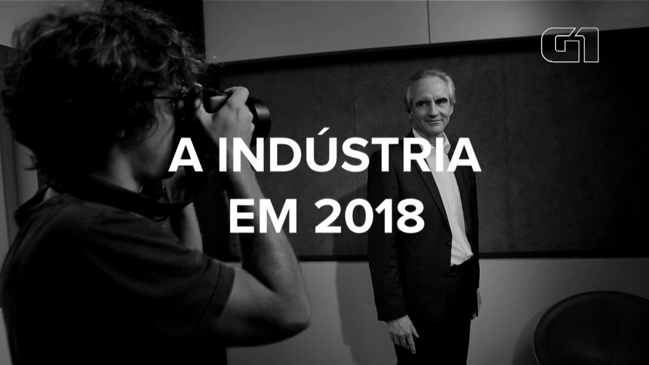Presidente da Fiat fala sobre as projeções da indústria automobilística para 2018