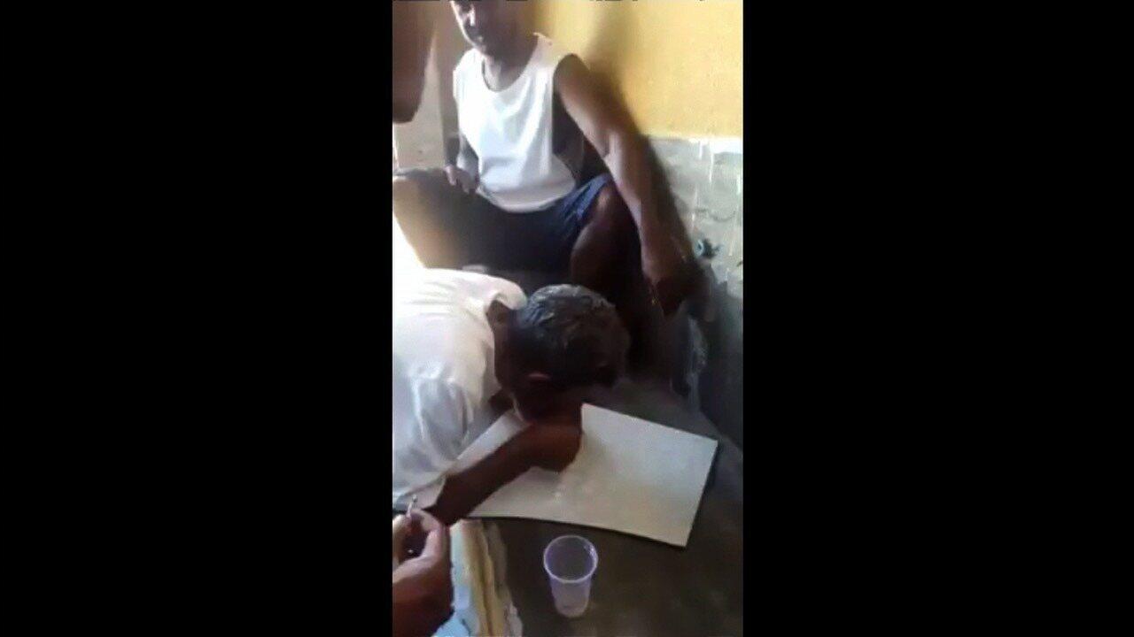 Vídeo mostra festa com drogas e bebida em presídio onde houve rebeliões em Goiás