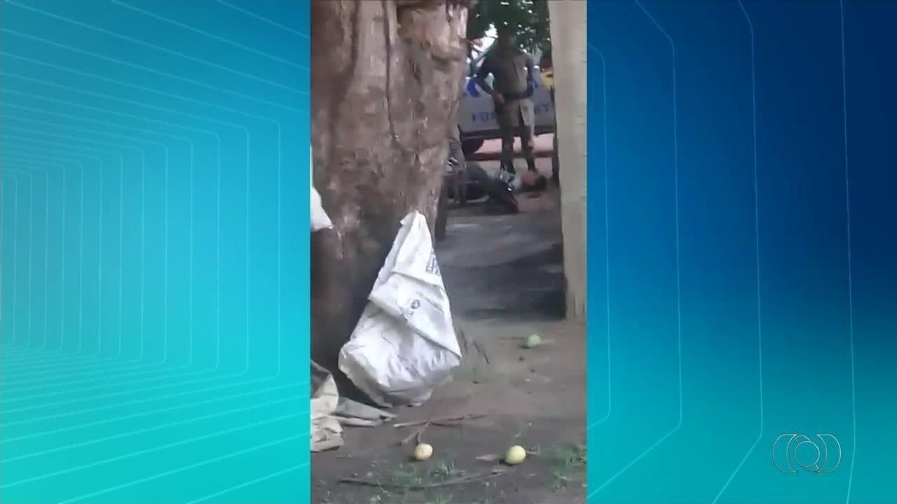 Vídeo mostra ação de policiais que mataram jovem com tiro nas costas