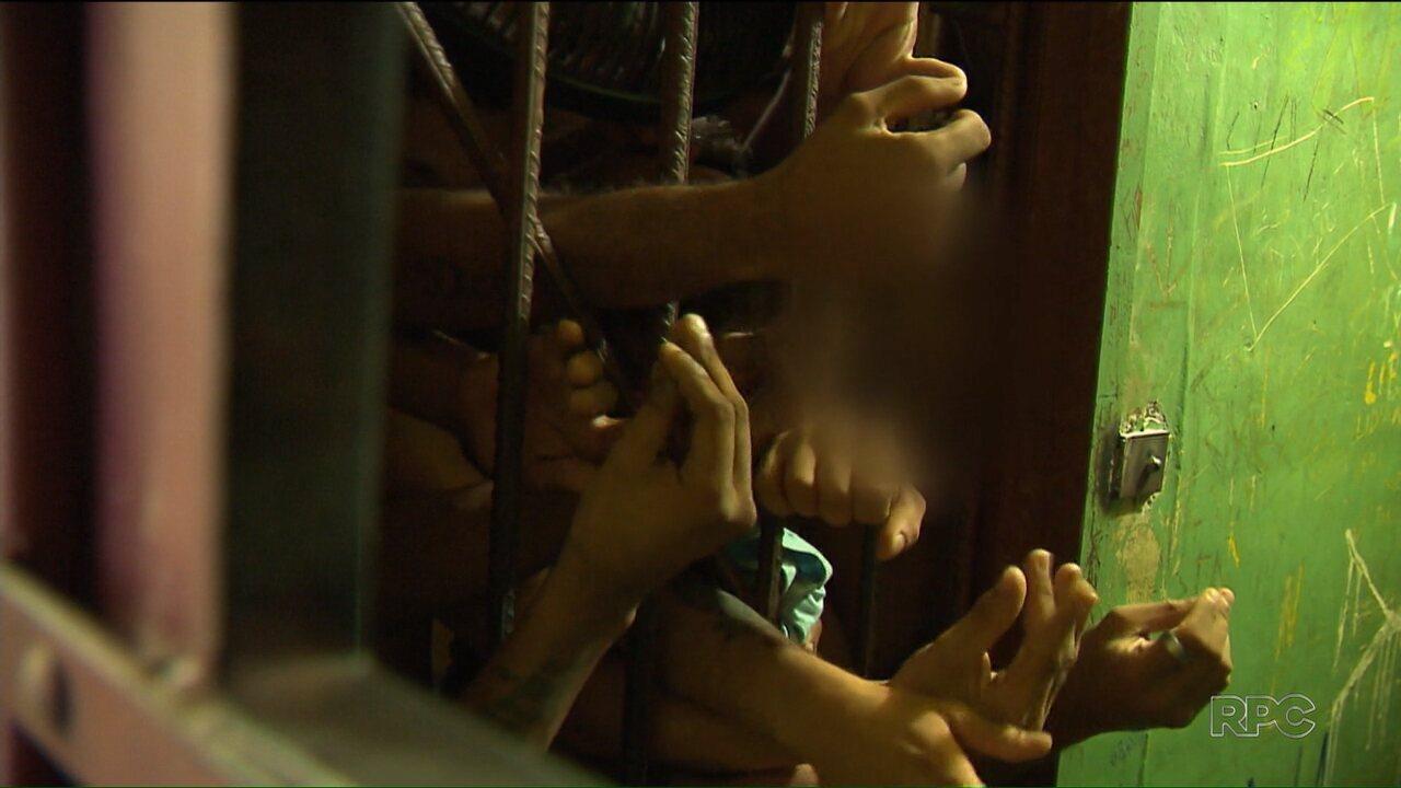 Governo do Estado descumpre decisões da justiça sobre receber presos em delegacias
