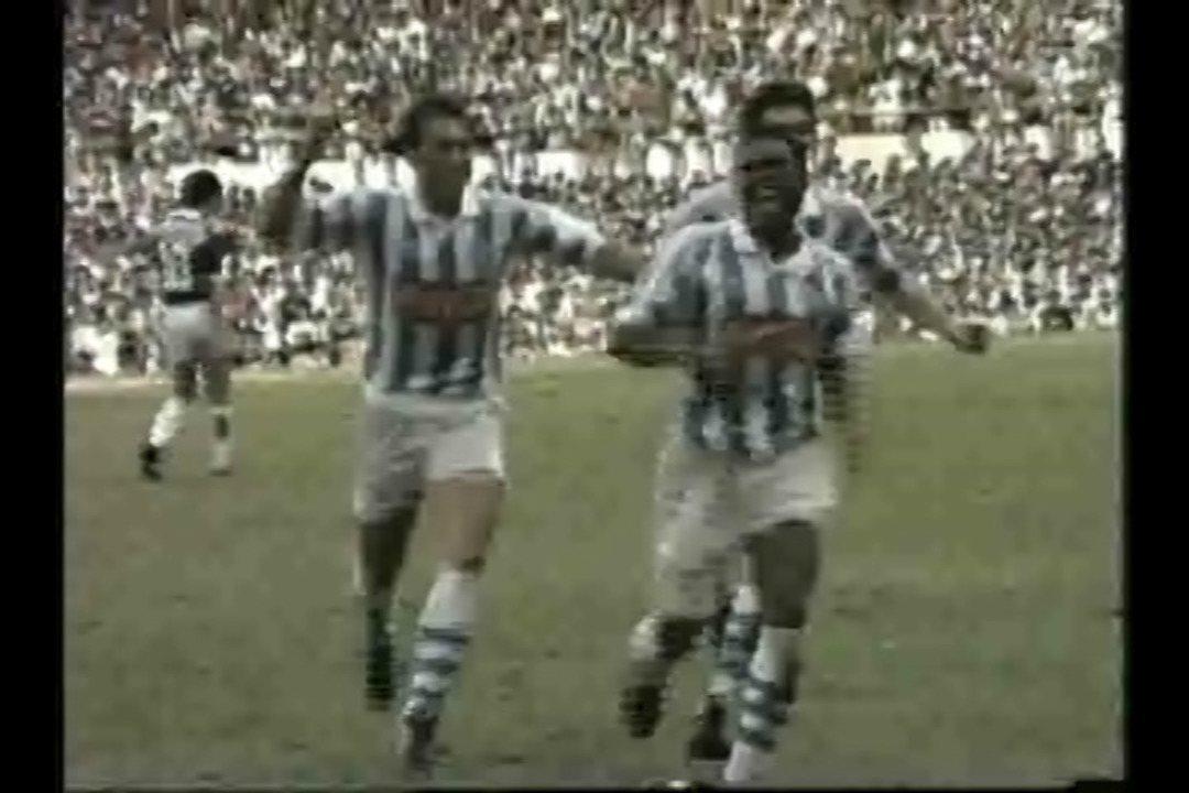 Memória Pai d'Égua traz o gol de Mendonça no Re-Pa de 1992. Relembre: