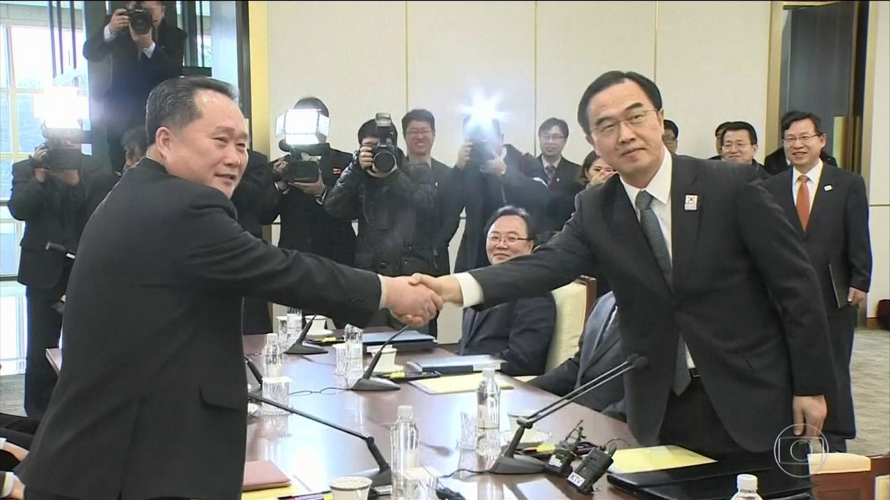 Coreias do Norte e do Sul se reaproximam através do esporte