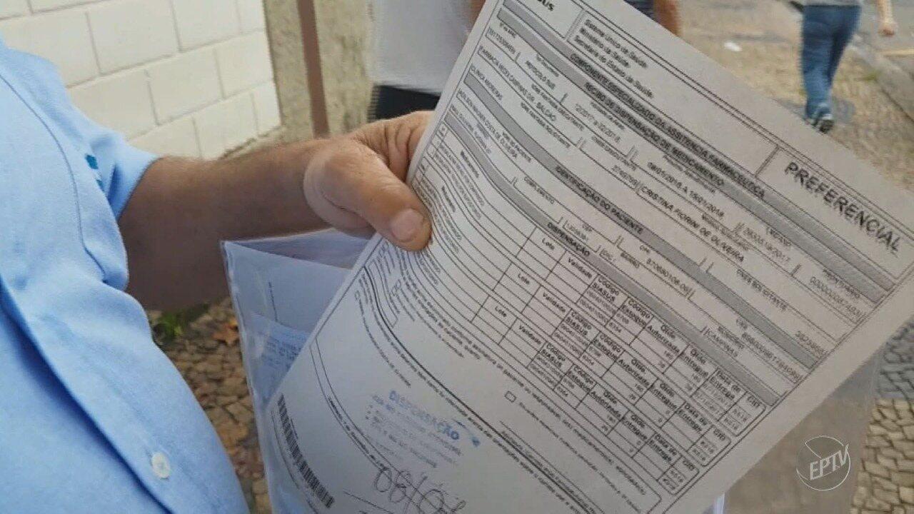 Número de pacientes que recebem remédios via judicialização sobe 47% em Campinas