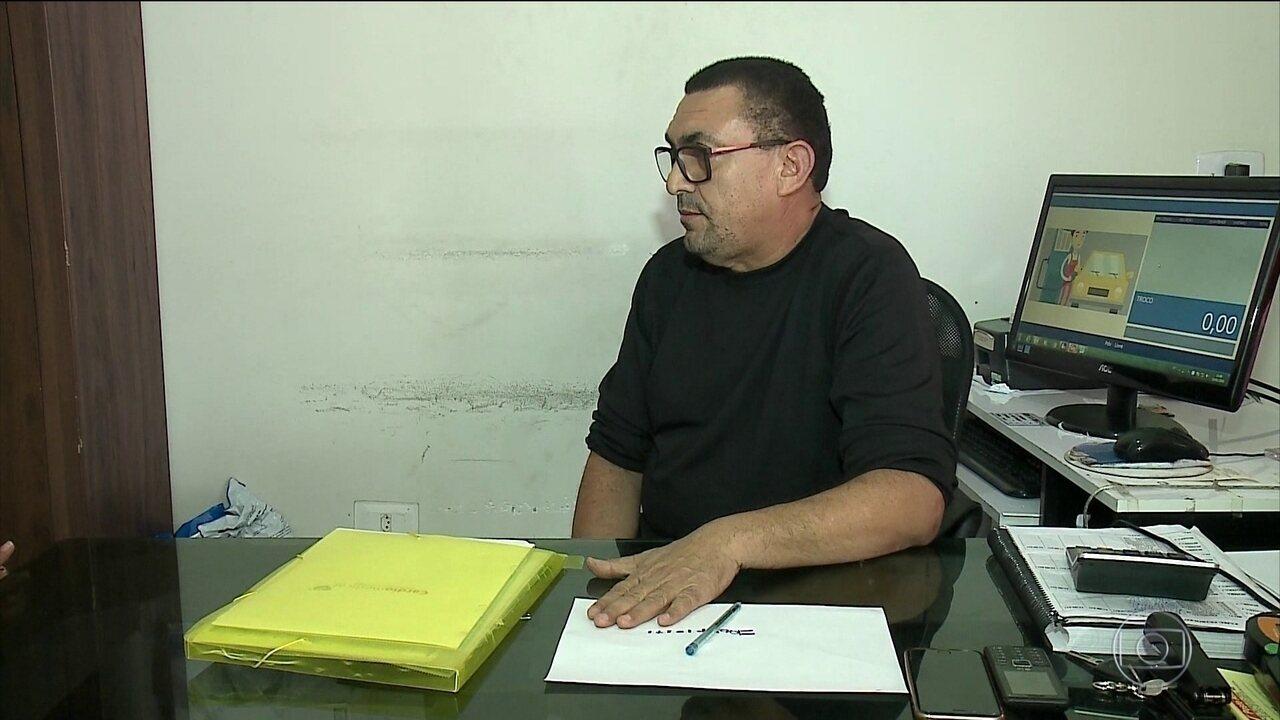Prefeito de cidade na Paraíba trabalhou só quatro dias em 2017