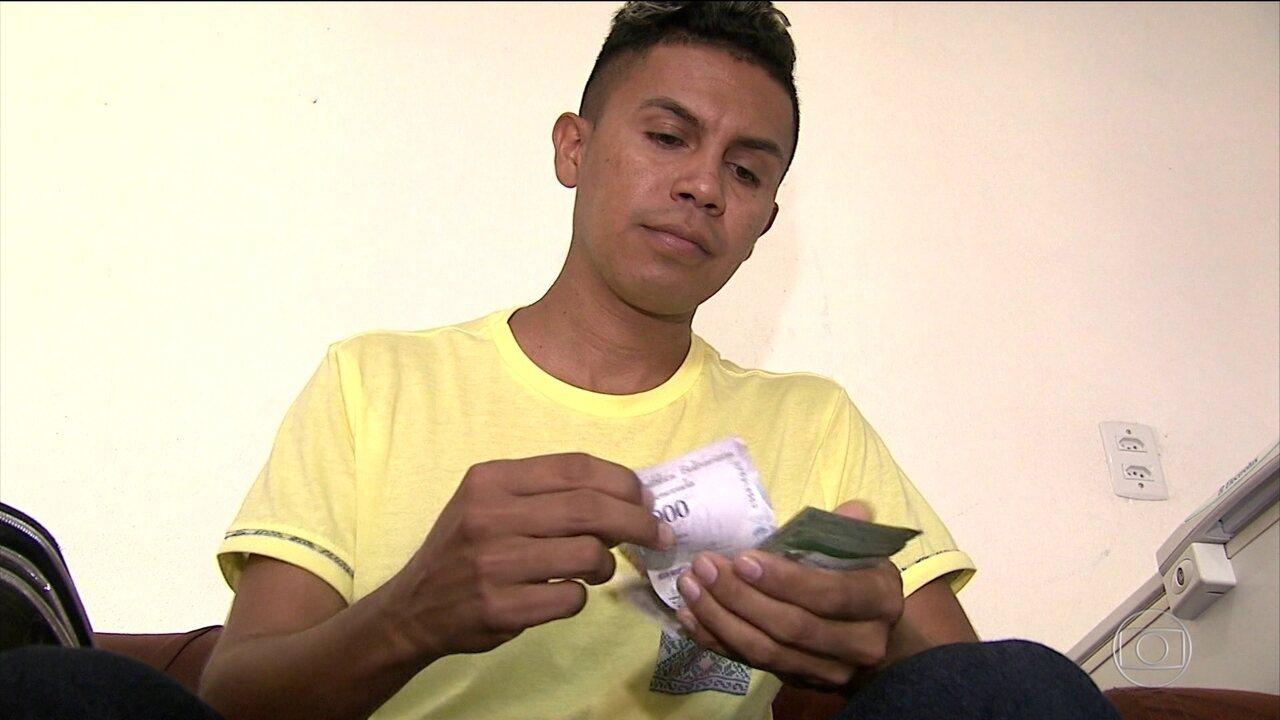 Número de turistas brasileiros cresce na Venezuela apesar de crise