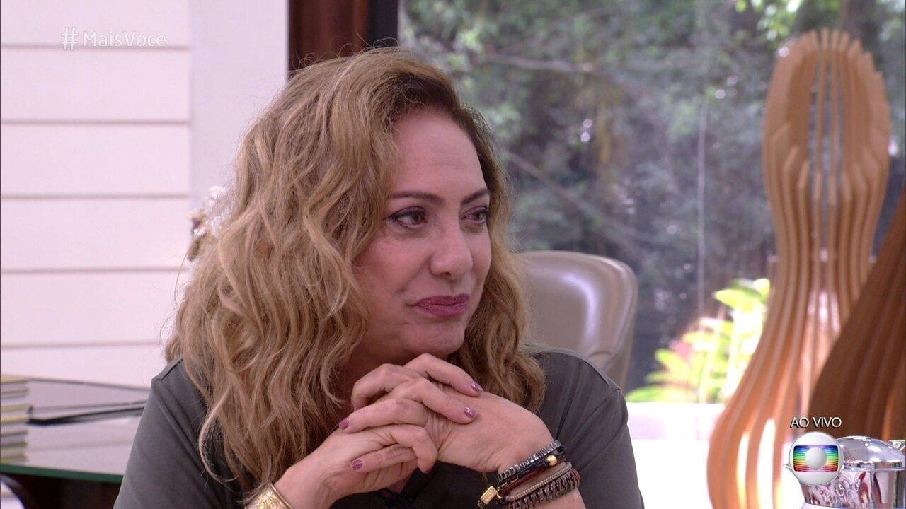 Eliane Giardini conta as dificuldades de viver a atual personagem Nádia